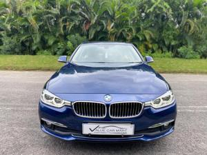BMW 3 Series 320d Luxury Line Sedan (2017) in Hyderabad