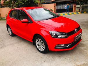 Volkswagen Polo Highline1.2L (P) (2017) in Bangalore