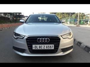 Audi A6 2.0 TDI Premium (2013) in Faridabad