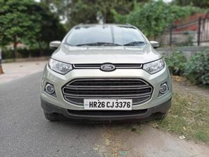Ford EcoSport 1.5 TDCi Titanium (MT) Diesel (2014)