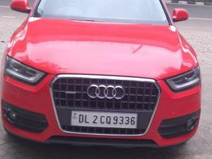 Audi Q3 2.0 TDI Quattro Premium+ (2014)