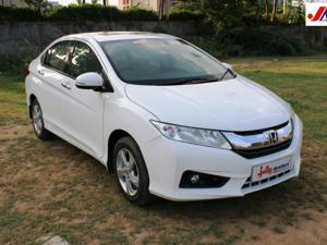 Honda City VX(O) 1.5L i-DTEC Sunroof (2014)