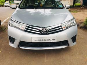 Toyota Corolla Altis D 4D G (2014) in Jalgaon