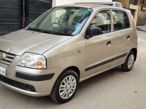 Hyundai Santro Xing GLS LPG (2011) in Bangalore