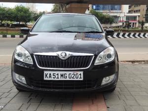 Skoda Rapid 1.6 MPI Elegance Plus AT (2014) in Bangalore