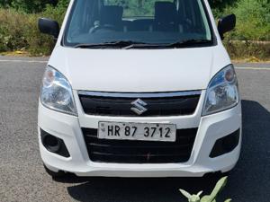 Maruti Suzuki Wagon R 1.0 LXI (O) (2017) in Gurgaon