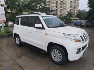 Mahindra TUV300 T8+ MT (2017) in Thane