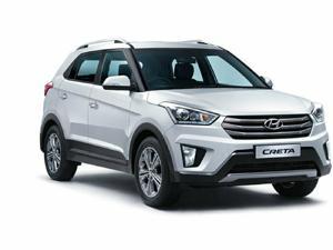 Hyundai Creta SX 1.6 CRDI VGT (2017) in Noida