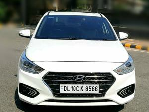Hyundai Verna Fluidic 1.6 VTVT SX Opt AT (2018) in New Delhi