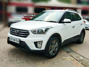 Hyundai Creta SX Plus 1.6 AT CRDI (2017) in Faridabad