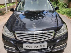 Mercedes Benz C Class C 250 CDI BlueEFFICIENCY (2011) in Hyderabad