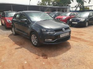 Volkswagen Polo Highline1.5L (D) (2015) in Hyderabad