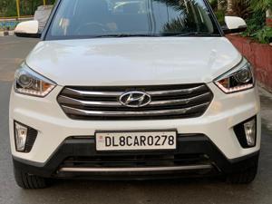 Hyundai Creta SX Plus 1.6 AT CRDI
