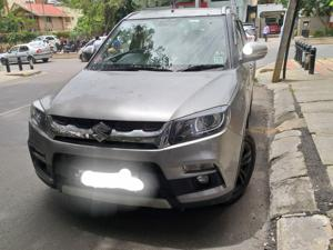 Maruti Suzuki Vitara Brezza ZDI Plus (2018)