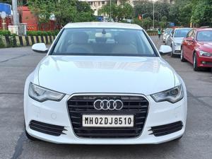 Audi A6 2.0 TDI Premium (2014) in Mumbai