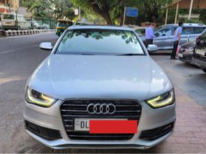 Audi A4 2.0 TDI Sline (2013) in New Delhi
