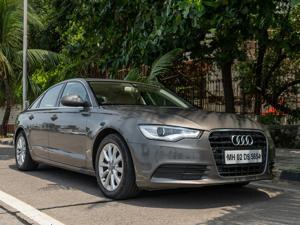 Audi A6 2.0 TDI Premium+ (2014) in Mumbai