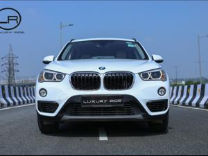 BMW X1 sDrive20d Expedition (2018)