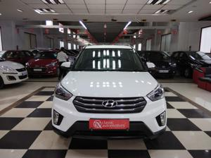 Hyundai Creta SX+ 1.6 U2 VGT CRDI AT (2017) in Mysore