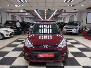 Hyundai Grand i10 4 Speed Automatic Asta (2016)