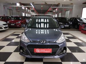 Hyundai Grand i10 4 Speed Automatic Sportz (2017) in Bangalore