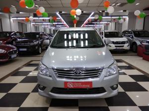 Toyota Innova 2.5 V 7 STR (2013) in Bangalore