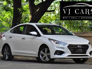 Hyundai Verna Fluidic 1.6 CRDI SX Opt (2019)