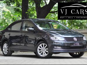 Volkswagen Vento 1.5 TDI Highline AT (2018)