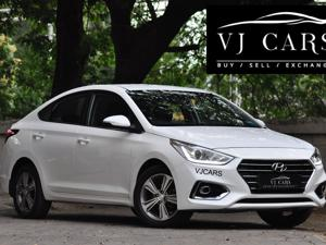 Hyundai Verna Fluidic 1.6 VTVT SX (2018)