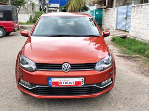 Volkswagen Polo Highline1.2L (P) (2016) in Bangalore