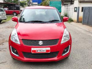 Maruti Suzuki Swift VXI (O) (2018) in Bangalore
