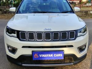 Jeep Compass Limited Plus Petrol AT (2019) in Jaipur