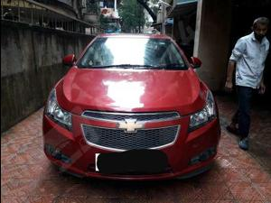 Chevrolet Cruze 2.0 LTZ MT BS4 (2010) in Ratnagiri