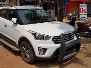 Hyundai Creta SX(O) 1.6 CRDI VGT (2015) in Jagdalpur
