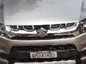 Maruti Suzuki Vitara Brezza ZDI Plus (2018) in Mirzapur