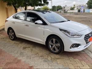 Hyundai Verna Fluidic 1.6 CRDI SX (2017) in Gandhidham
