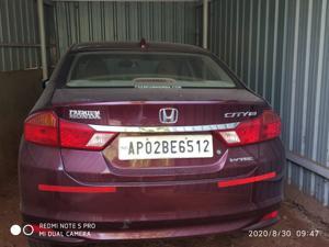 Honda City 2014 SV 1.5L i-VTEC CVT (2016) in Anantapur