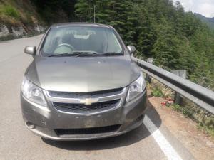 Chevrolet Sail U VA Base Petrol (2014) in Shimla