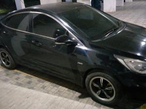 Hyundai Verna Fluidic 1.6 CRDI SX (2011) in Rourkela