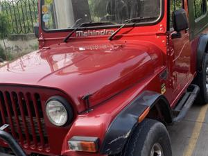 Mahindra Thar CRDe 4x4 AC (2015) in Greater Noida