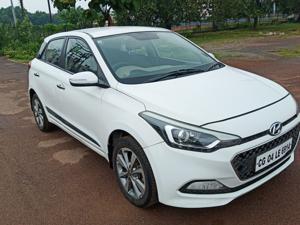 Hyundai Elite i20 1.2 Kappa Dual VTVT 5-Speed Manual Asta (O) (2016) in Raipur