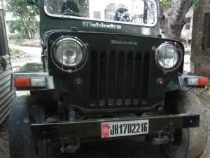 Mahindra Jeep Classic (1999) in Ranchi