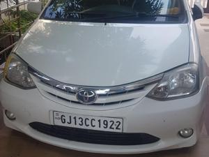 Toyota Etios VD (2012) in Surendranagar