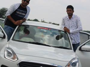 Maruti Suzuki Dzire ZDI Plus (2018) in Jaipur
