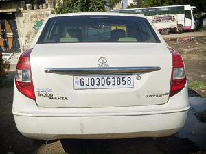 Tata Manza New Aura ABS Quadrajet (2010) in Rajkot