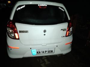 Maruti Suzuki Alto 800 LXI (2016) in Sagar