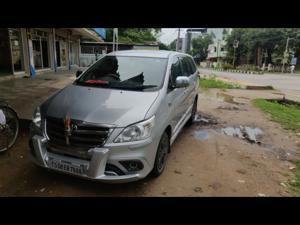 Toyota Innova 2.5 GX 7 STR BS IV (2014) in Nizamabad