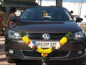 Volkswagen Jetta Highline TDI (AT) (2013) in Tirupati