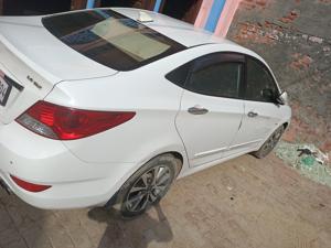 Hyundai Verna Fluidic 1.6 CRDI SX (2014) in Rohtak
