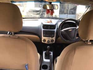 Chevrolet Sail 1.2 LS Petrol (2015) in Dhanbad
